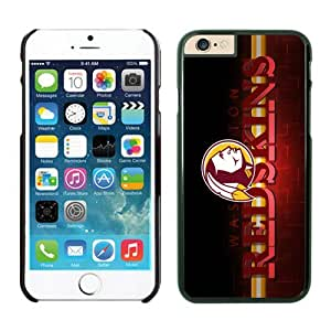 Iphone 6 Cover Case Washington Redskins iPhone 6 4.7 Inches Cases 26 Black TPU Protective Phone Case