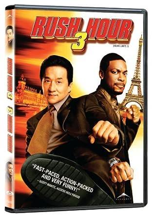 Amazon Com Rush Hour 3 2007 Dvd Movies Tv