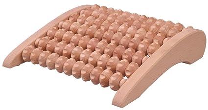 Holzfußmassagegerät   Relax Entspannungsrolle