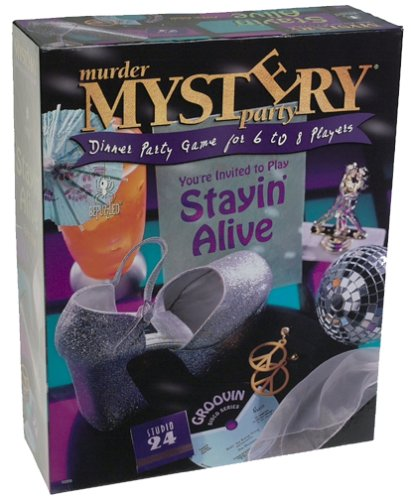 Murder Mystery Party - Staying ()