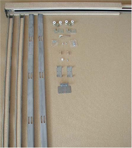 John Sterling Corporation Pocket Door Frame Kit #1630-BB