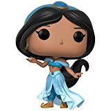 Aladdin Jasmine Pop! Vinyl Figure and (Bundled with Pop BOX PROTECTOR CASE)