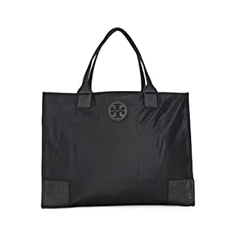 50ef1af3248611 Image Unavailable. Image not available for. Color: Tory Burch Women's  Packable Ella Medium Tote ...