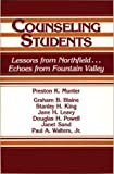 img - for Counseling Students: Lessons from Northfield . . . Echoes from Fountain Valley book / textbook / text book