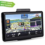 GSH Navigation System for Cars, 7 inch 8GB Car GPS Spoken Turn-to-turn Vehicle GPS Navigator, Lifetime Map Updates SAT NAV Review
