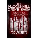 The McConnell Crime Saga: Books 1 - 3