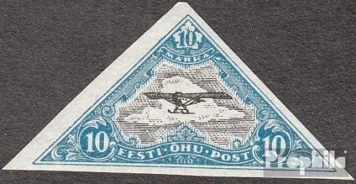 Luftfahrt Briefmarken f/ür Sammler Prophila Collection Estland 49B 1924 Flugzeuge