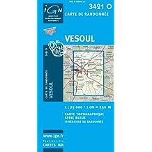 Vesoul: IGN3421O