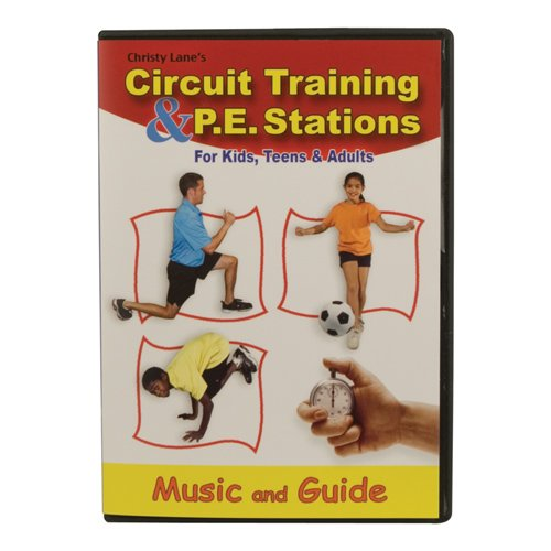 Christy Lane's Circuit Training & P.E. Stations Music and Guide