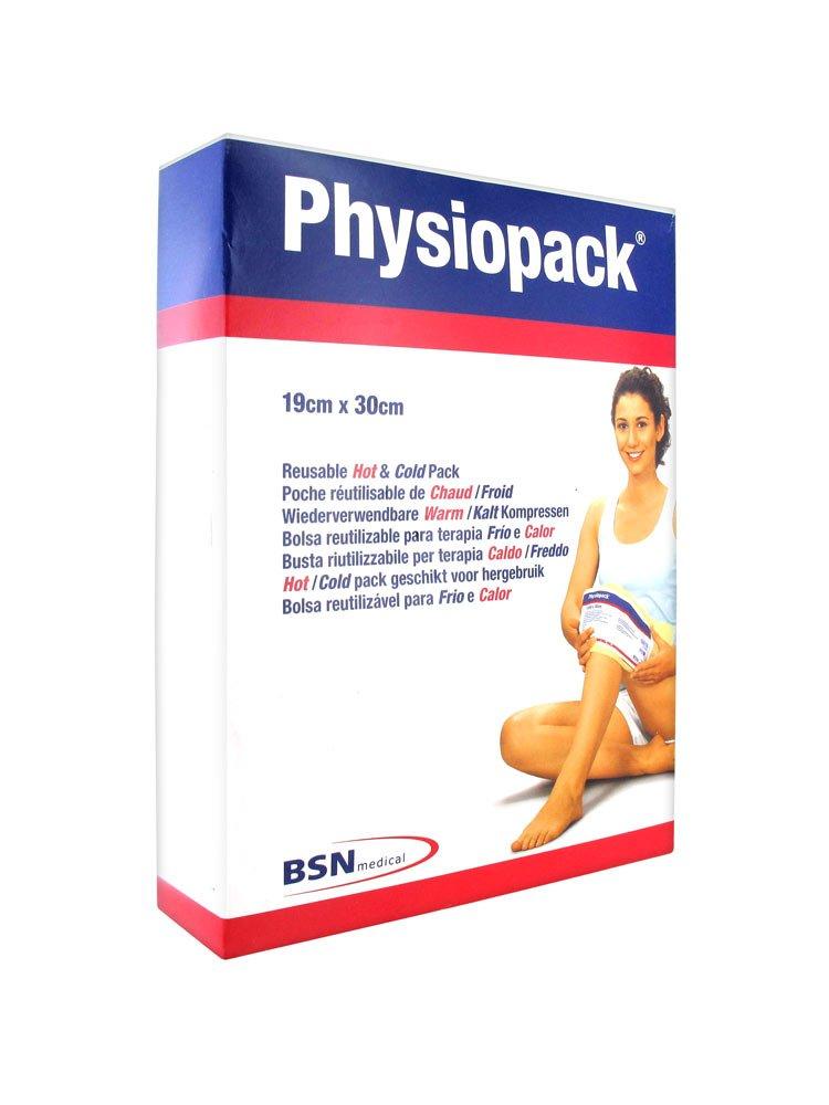 Physiopack Bolsa Gel Frio Calor 19Cmx30C: Amazon.es: Bebé