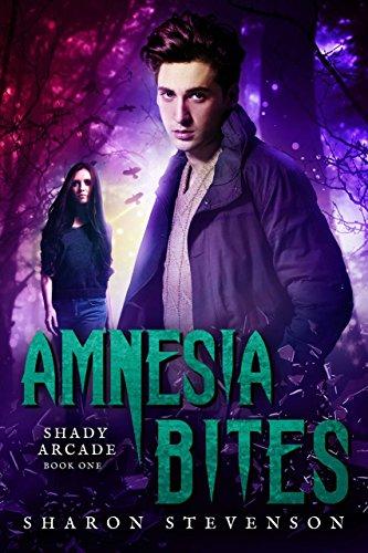 Amnesia Bites by Sharon Stevenson ebook deal
