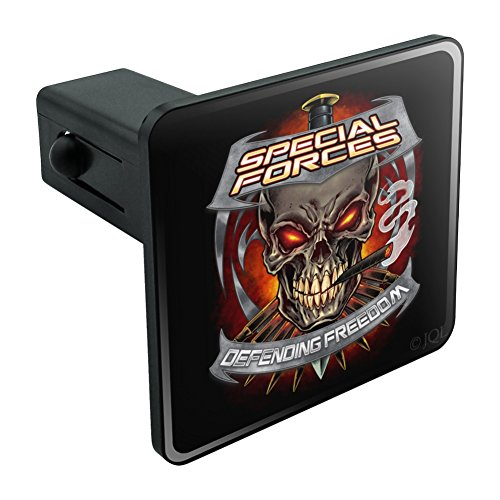 bullet trailer hitch cover - 6