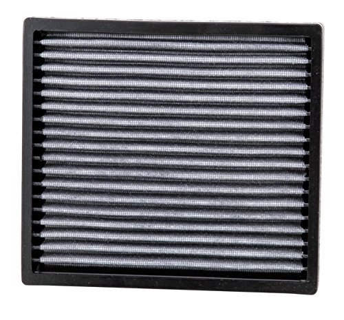 K&N VF2000 Washable & Reusable Cabin Air Filter Cleans and Freshens Incoming Air for your Subaru, Toyota