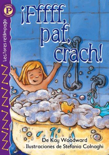 Fffff, paf, crach! (Squish, Crunch, Splash!), Level P (Lightning Readers (Spanish)) (Spanish Edition) by Brand: Brighter Child