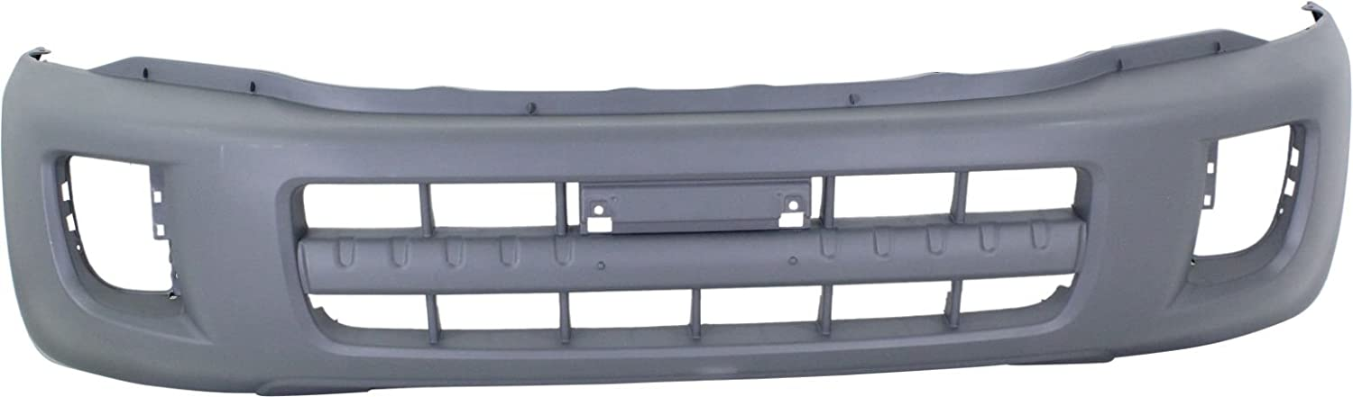 OE Replacement Toyota RAV4 Front Bumper Cover Partslink Number TO1000351