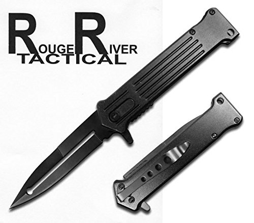 Rogue-River-Tactical-Assisted-Joker-Godfather-Pocket-Knife-Black