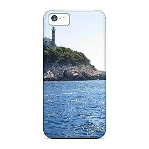 Slim New Design Hard Case For Iphone 5c Case Cover - FbGqgrs3284hrwTL