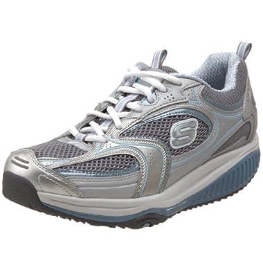 71fa3549dd13 Skechers Women s Shape Ups XF Accelerators Lace-Up Fashion Sneaker