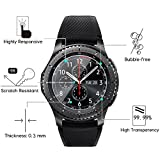 (4-Pack) Gear S3 Tempered Glass Screen