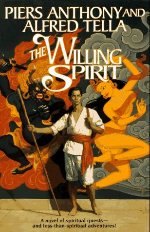 book cover of The Willing Spirit