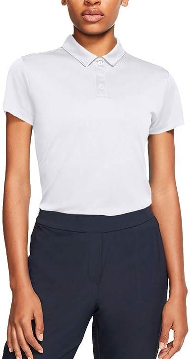 NIKE Dry Polo Short Sleeve, Mujer: Amazon.es: Ropa y accesorios