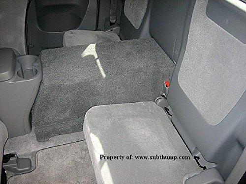 2010-2015 Toyota Tacoma Access Cab Single Downfire Box