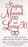Staying Married and Loving It