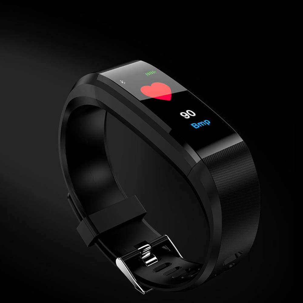 Amazon.com: US Fast Shipment Tuscom Fitness Tracker Smart ...