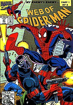 Web of Spider-Man #97 Direct Edition First Appearance of Dr. Kevin Trench (Nightwatch) -