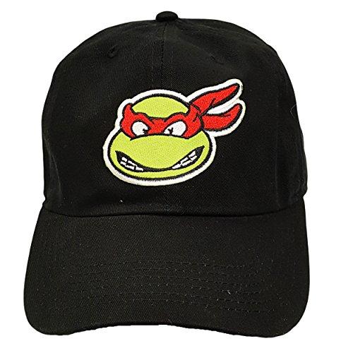Raphael Teenage Mutant Ninja Turtle Black Adjustable