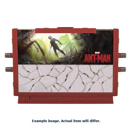 Uncle Milton - Marvel Science - Ant-Man Ant Farm (Milton Ant Farm)