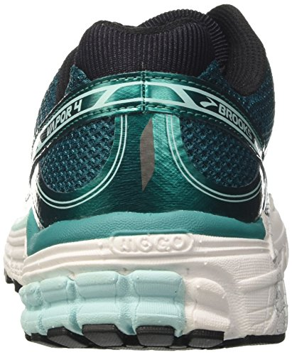 Mujer para Multicolor Vapor Brooks Green Black Zapatillas Running 351 de 4 Mint HXqw0qY