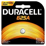 Duracell PX625ABPK Photo Alkaline Batteries, Size 1.5 Volt, Pack of 3