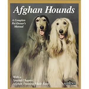 Afghan Hounds: Everything About Purchase, Care, Nutrition, Behavior, and Training (Complete Pet Owner's Manual) 14