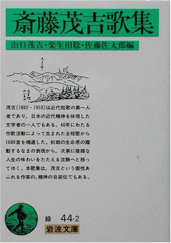 斎藤茂吉歌集 (岩波文庫)