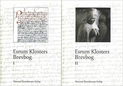 Esrum Klosters Brevbog