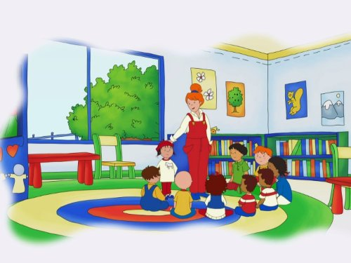 Big Time Caillou & other Stories: Blast Off to Space (Little House Using)