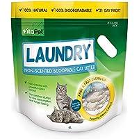 Vitapet Laundry Non-Scented Scoopable Cat Litter 6 Kg