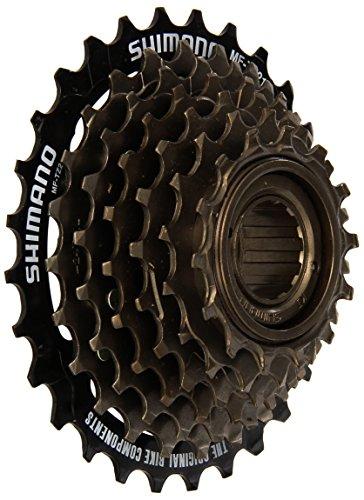(SHIMANO MF-TZ21 14-28 Teeth 7 Speed Freewheel)