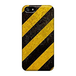 Scratch Protection Hard Phone Covers For Iphone 5/5s (ZWD774aKWS) Customized Lifelike Iphone Wallpaper Pattern