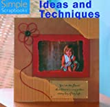 img - for Simple Scrapbooks: Ideas and Techniques book / textbook / text book