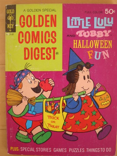 (Golden Comics Digest #33 (Little Lulu and Tubby Halloween)