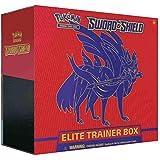 Pokemon TCG: Sword & Shield Zacian Elite Trainer Box