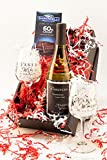 Lovers Only Chardonnay Wine Gift Set