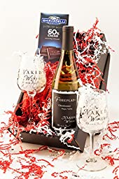 Lovers Only Chardonnay Wine Gift Set, 1 x 750 mL