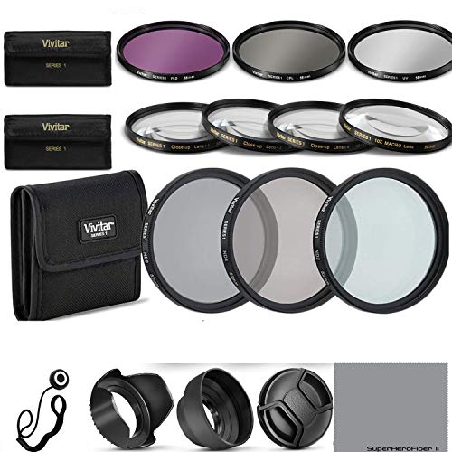macro lens filter kit - 9