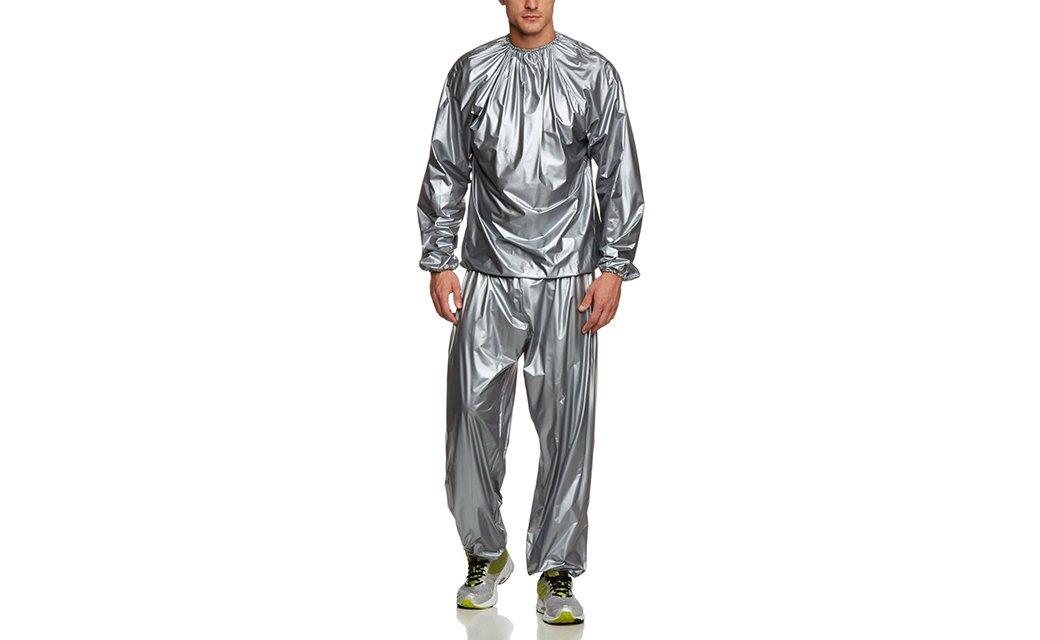 Premium nuevo traje Sauna de PVC: Amazon.es: Deportes y aire ...