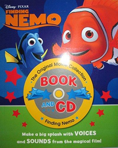 Disney Pixar Finding Nemo (The Original Movie Collection) - Book and CD pdf