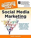 The Complete Idiot's Guide to Social Media Marketing, Second Edition (Complete Idiot's Guides (Lifestyle Paperback))