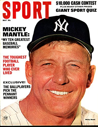 Sport 5/1967-MacFadden-Mickey mantle-Ron Santo-Jim Lefebvre-Jack Nicklaus-VF by DTA_Collectibles